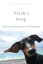 Flash's Song - How One Small Dog Turned into One Big Miracle ebook by Kay Pfaltz
