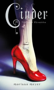 Cinder ebook by Marissa Meyer, Sandra Hessels