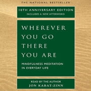 Wherever You Go, There You Are - Mindfulness Meditation in Everyday Life audiobook by Jon Kabat-Zinn, Ph.D.