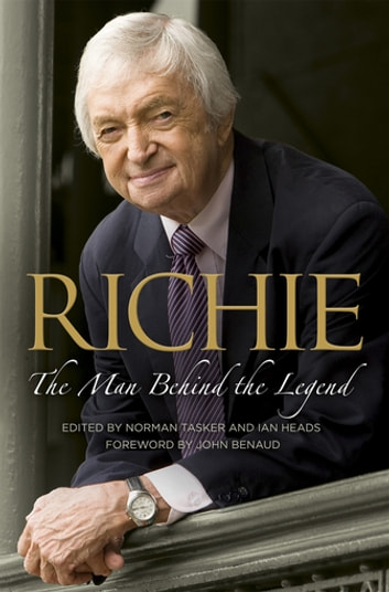 Richie: The Man Behind the Legend ebook by Norman Tasker,Ian Heads