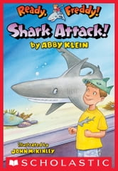 Ready, Freddy! #24: Shark Attack! ebook by Abby Klein