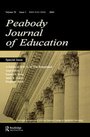 A Nation at Risk - A 20-year Reappraisal. A Special Issue of the peabody Journal of Education ebook by Kenneth K. Wong,James W. Guthrie,Douglas N. Harris