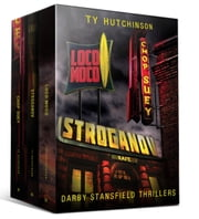 Darby Stansfield Thriller Boxed Set ebook by Ty Hutchinson