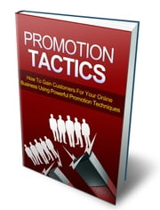 Promotion Techniques ebook by SoftTech