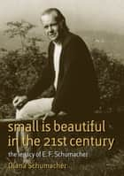 Small is Beautiful in the 21st Century - The legacy of E.F. Schumacher ebook by Diana Schumacher
