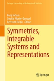 Symmetries, Integrable Systems and Representations ebook by Kenji Iohara,Sophie Morier-Genoud,Bertrand Rémy