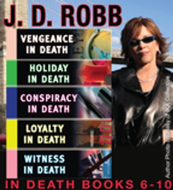 J.D. Robb The IN DEATH Collection Books 6-10 ebook by J. D. Robb,Nora Roberts