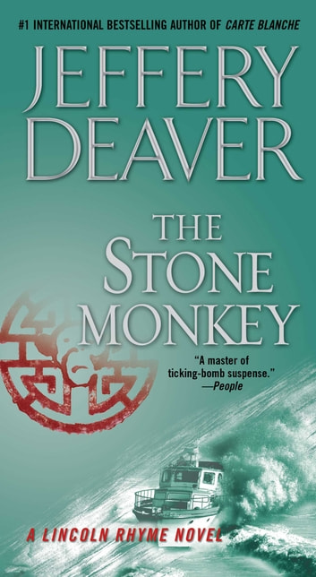 The Stone Monkey - A Lincoln Rhyme Novel 電子書籍 by Jeffery Deaver