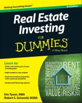 Real Estate Investing For Dummies ebook by Eric Tyson,Griswold