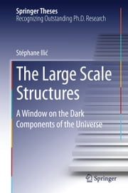 The Large Scale Structures - A Window on the Dark Components of the Universe ebook by Stéphane Ilić