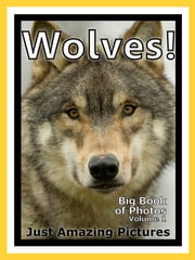 Just Wolf Photos! Big Book of Photographs & Pictures of Wolves, Vol. 1 ebook by Big Book of Photos