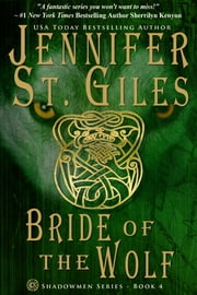 Bride of the Wolf ebook by Jennifer St. Giles