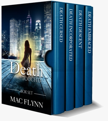 Death Touched Box Set ebook by Mac Flynn