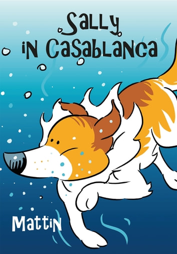 Sally in Casablanca ebook by Mattin