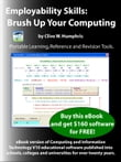 Employability Skills: Brush up your Computing