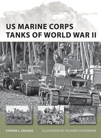 US Marine Corps Tanks of World War II ebook by Steven J. Zaloga