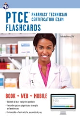 PTCE - Pharmacy Technician Certification Exam Flashcard Book + Online ebook by Della Ata Khoury