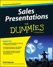 Sales Presentations For Dummies ebook by Julie M. Hansen