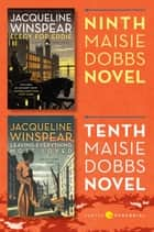 Maisie Dobbs Bundle #4: Elegy for Eddie and Leaving Everything Most Loved ebook by Jacqueline Winspear