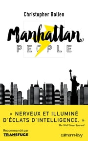 Manhattan people ebook by Christopher Bollen