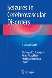 Seizures in Cerebrovascular Disorders - A Clinical Guide ebook by