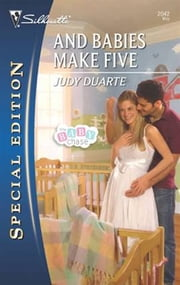 And Babies Make Five ebook by Judy Duarte