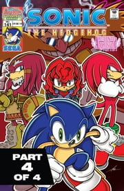 "Sonic the Hedgehog #141 ebook by Karl Bollers,Ken Penders,Jon Gray,Steven Butler,Michael Higgins,Jim Amash,Rich Koslowski,Patrick ""SPAZ"" Spaziante"