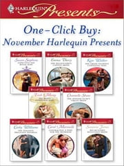 One-Click Buy: November Harlequin Presents - Expecting His Royal Baby\The Billionaire's Captive Bride\The Greek Tycoon's Unwilling Wife\The Boss's Christmas Baby\The Spanish Duke's Virgin Bride\The Italian's Pregnant Mistress ebook by Susan Stephens,Emma Darcy,Kate Walker,Trish Morey,Chantelle Shaw,Cathy Williams