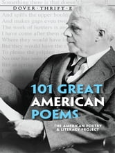 101 Great American Poems ebook by