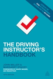 The Driving Instructor's Handbook ebook by John Miller,Margaret Stacey