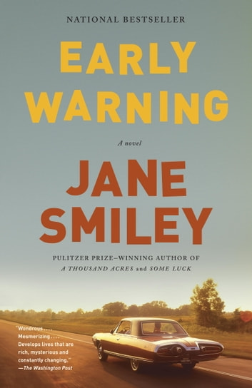 Early Warning - A novel ebook by Jane Smiley