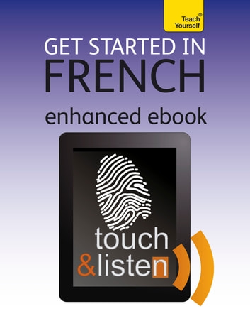 Get Started in Beginner's French: Teach Yourself - Audio eBook ebook by Catrine Carpenter