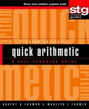 Quick Arithmetic - A Self-Teaching Guide ebook by Robert A. Carman,Marilyn J. Carman