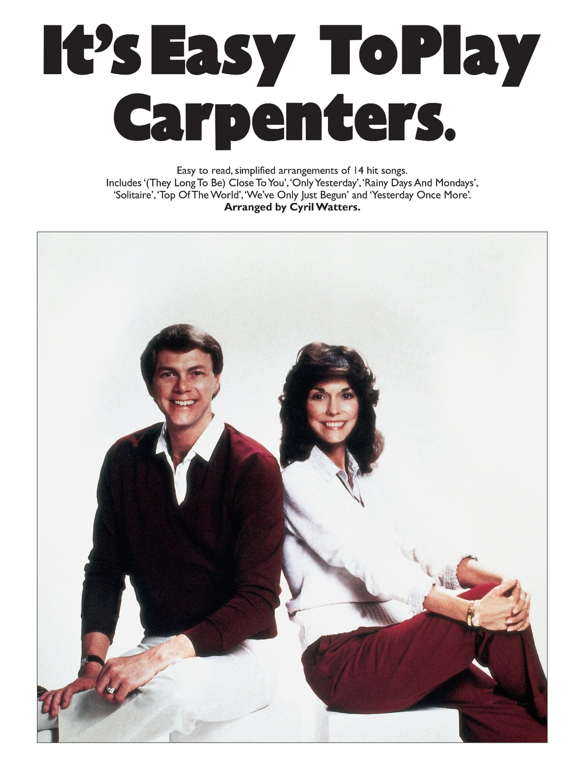 It's Easy to Play Carpenters ebook by Wise Publications - Rakuten Kobo