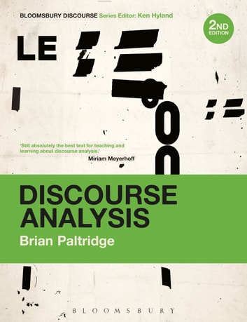 Discourse analysis ebook di brian paltridge 9781441133359 discourse analysis an introduction ebook by brian paltridge fandeluxe Image collections