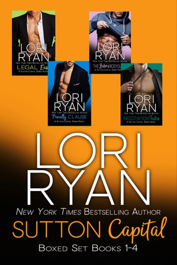 Sutton Capital Series Box Set - Books 1-4 ebook by Lori Ryan