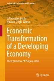 Economic Transformation of a Developing Economy - The Experience of Punjab, India ebook by