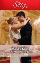 At His Majesty's Request ebook by Maisey Yates