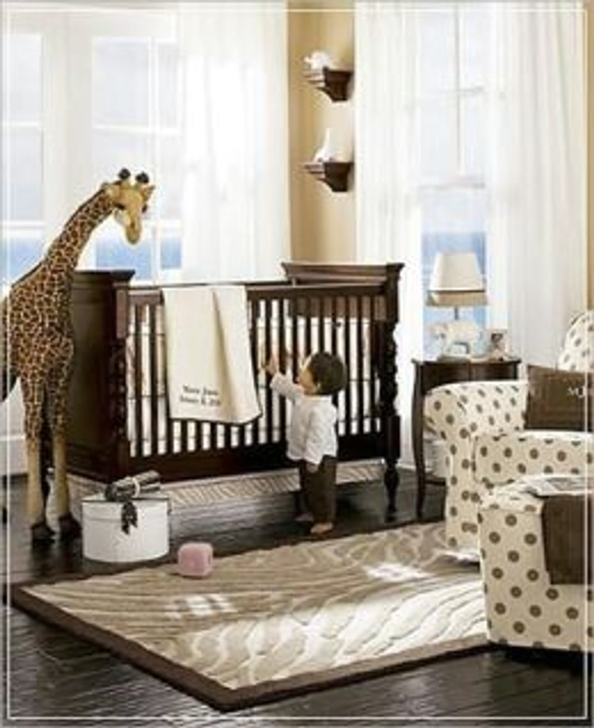 Decorating Your Baby Nursery For