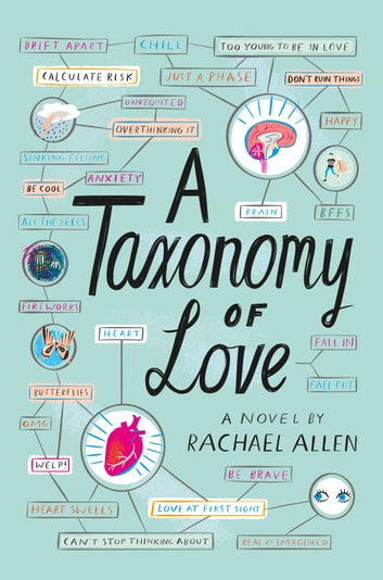 A Taxonomy of Love ebook by Rachael Allen