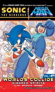 Sonic / Mega Man: Worlds Collide 1 ebook by SONIC/MEGA MAN SCRIBES