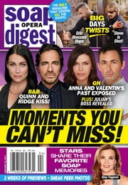 Soap Opera Digest - Issue# 4 - American Media magazine