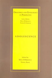 Adolescence ebook by Usha  R Krishna,Vinita Salvi