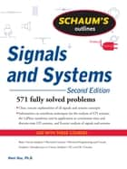 Schaum's Outline of Signals and Systems, Second Edition ebook by Hwei Hsu