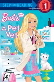 I Can Be a Pet Vet (Barbie) ebook by Mary Man-Kong,Jiyoung An