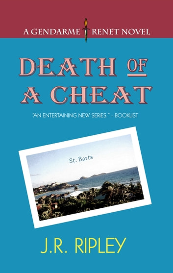 Death of a Cheat ebook by J.R. Ripley