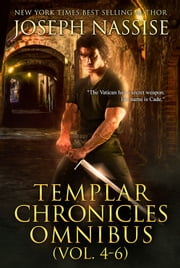 Templar Chronicles Box Set #2 ebook by Joseph Nassise