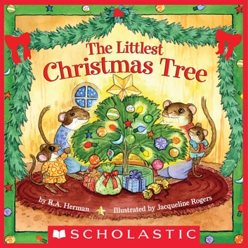 The Littlest Christmas Tree 電子書 by R A Herman,R.A. Herman