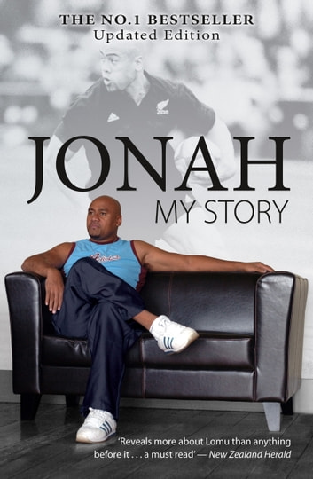 Jonah - My Story - Revised Edition ebook by Jonah Lomu