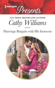 Marriage Bargain with His Innocent ebook by Cathy Williams